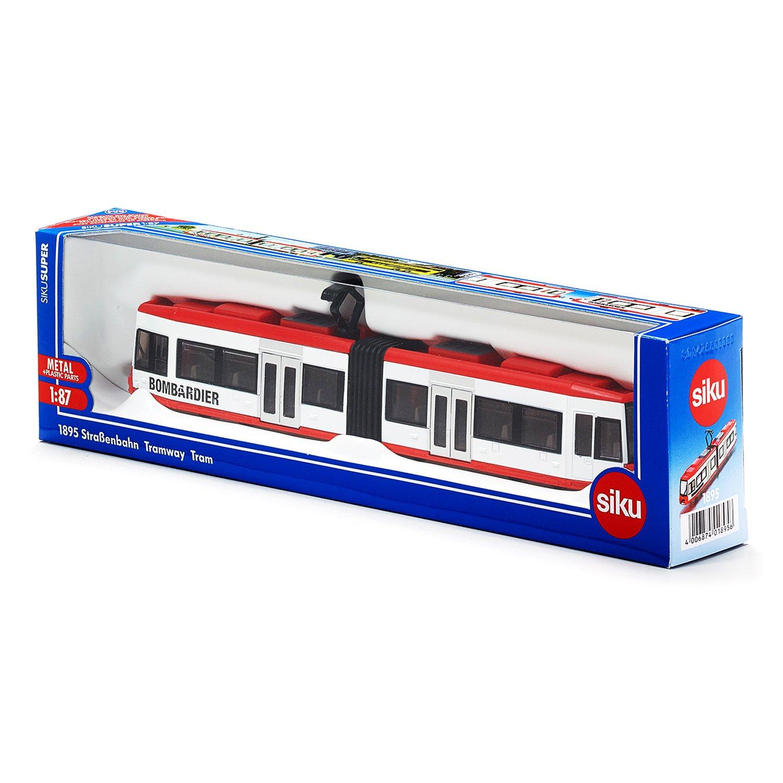 SIKU Tram Bombardier (1:87)