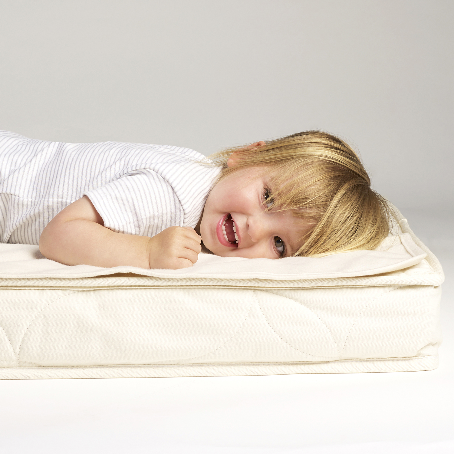 The Little Green Sheep Waterproof 70x132 Boori/Stokke Home Cot Mattress Protector