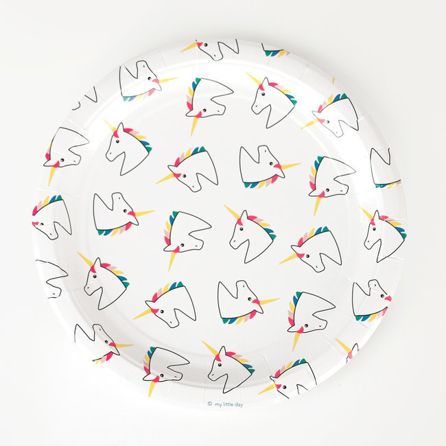 My Little Day Plates