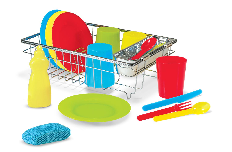 Wash & Dry Dish Set