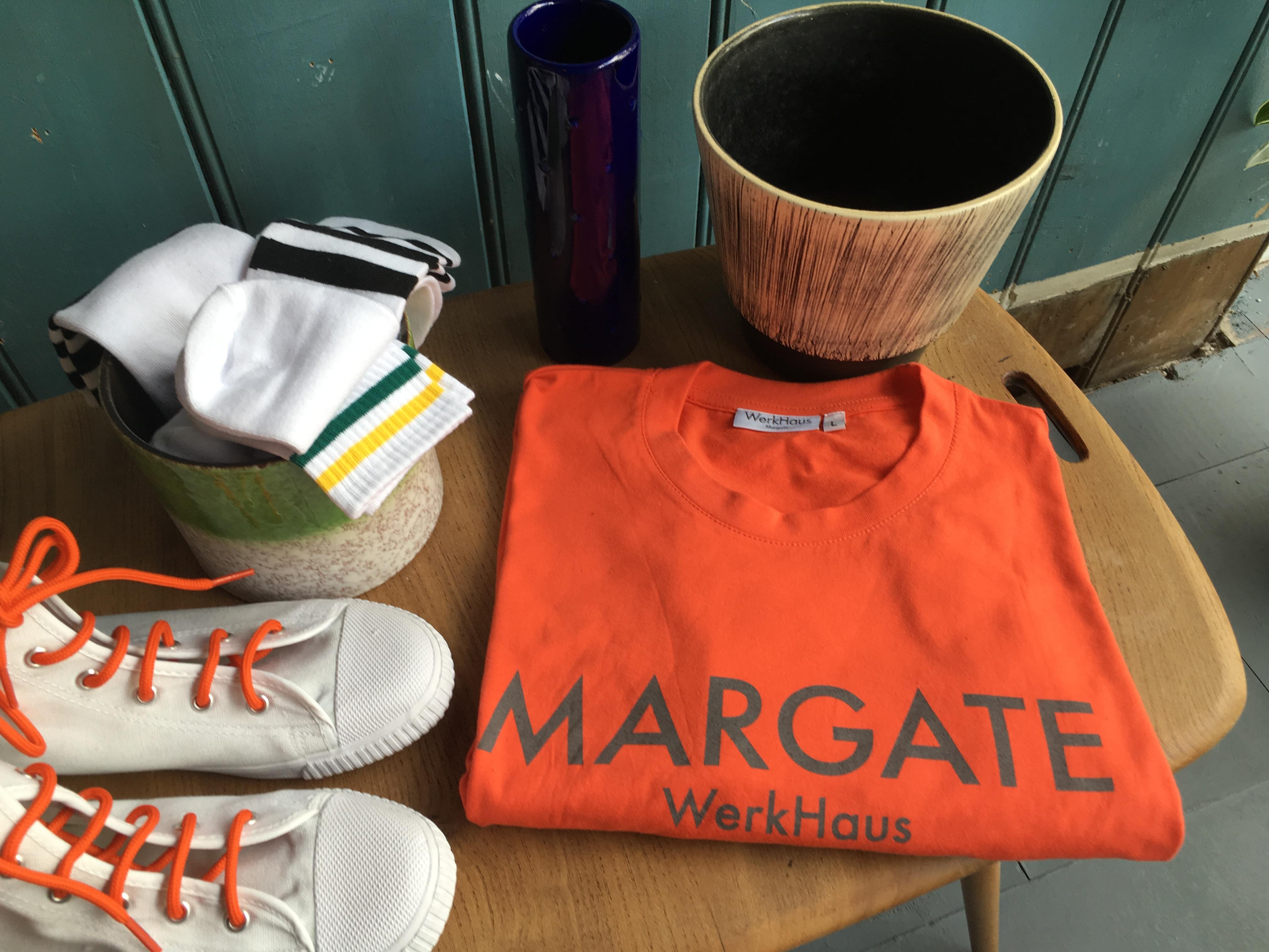 Margate WerkHaus- T-shirt