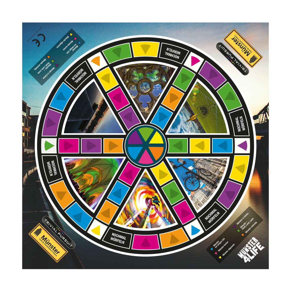 Trivial Pursuit Münster-Edition
