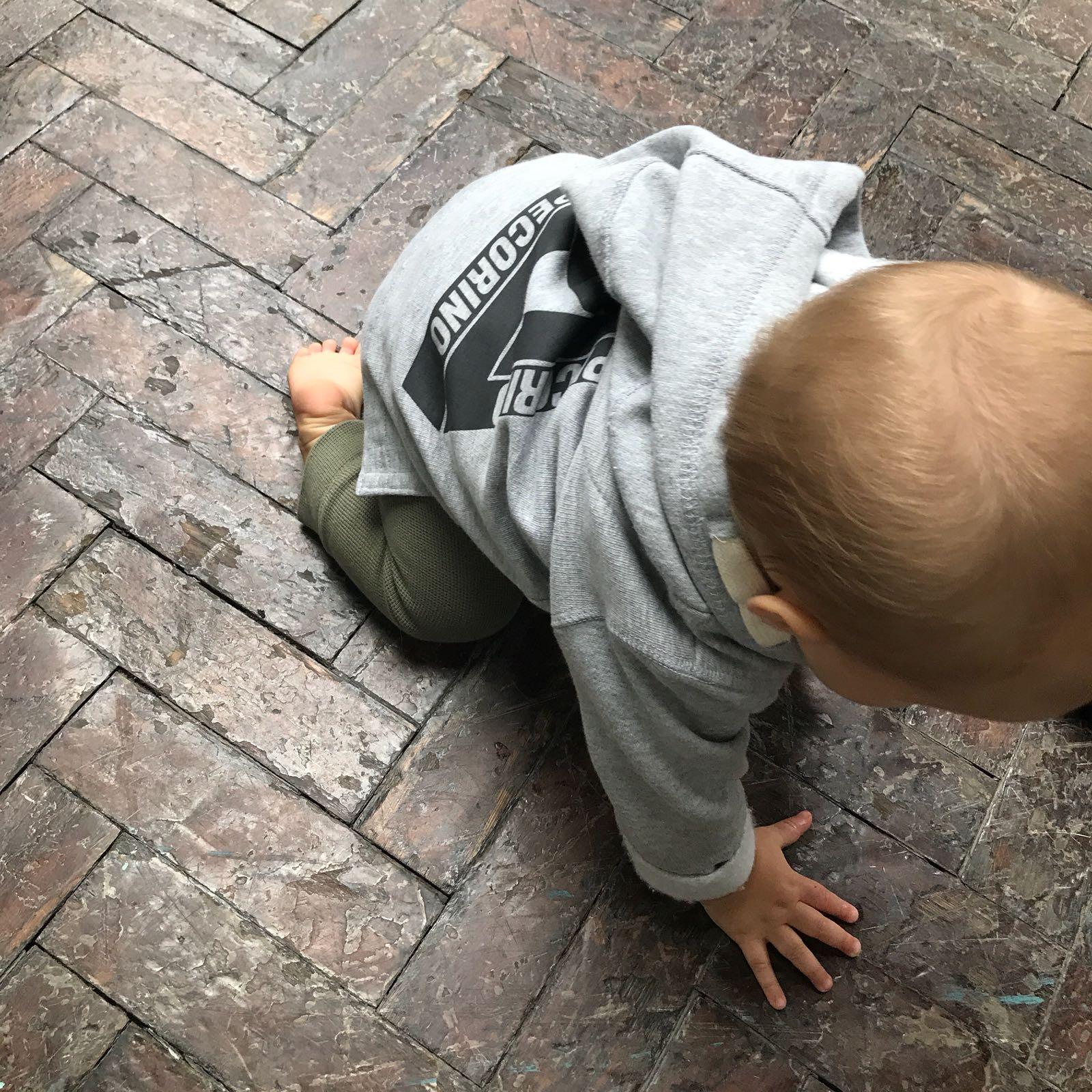 Baby Grey Pecorino