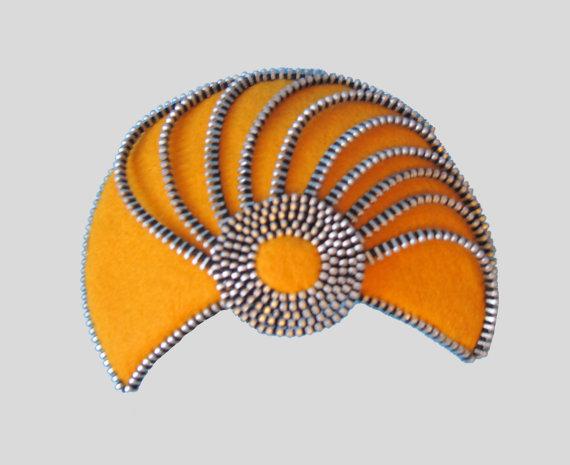 Rosalie French art deco shell