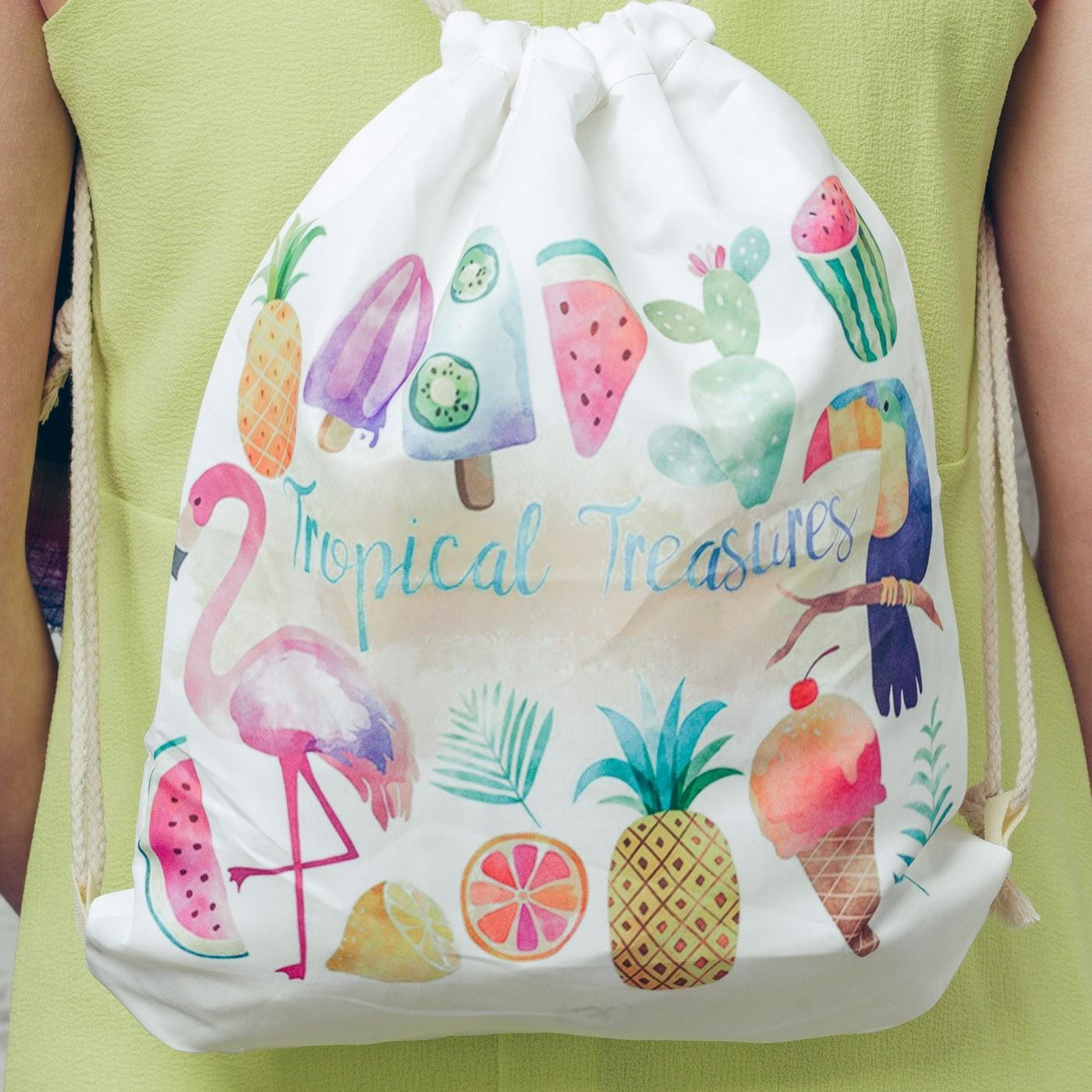 Bag for swim/gym