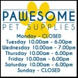 Pawesome Pet Supplies