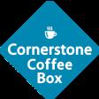 CORNERSTONE COFFEE BOX