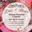 DÉCO & FLEURS Artisan Fleuriste créateur