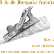 A & S Bespoke furniture