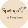 Springs of Holy Island