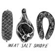 MEAT SALT SMOKE