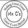 MR C'S HANDCRAFTED FOOD COMPANY LIMITED