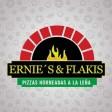 Ernie's pizzas