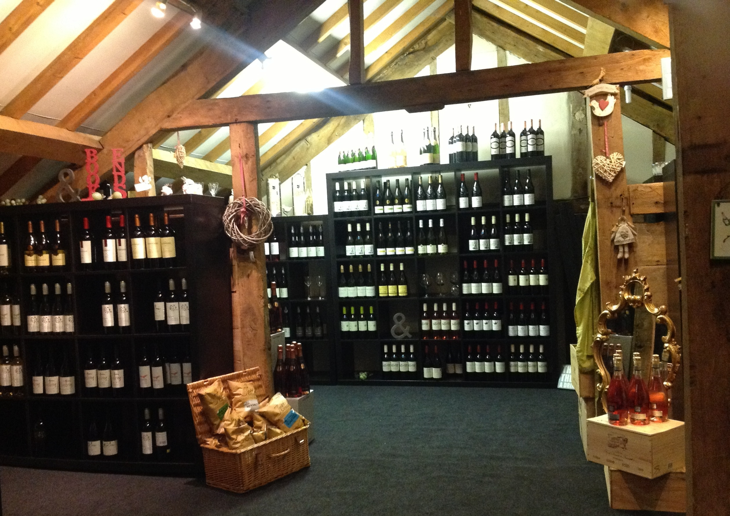 Wolseley Wine Loft