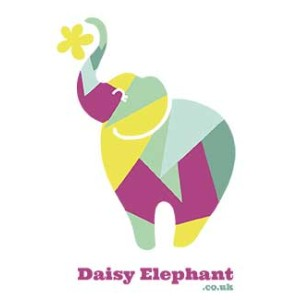 Daisy Elephant Memory Quilts and Craft Den