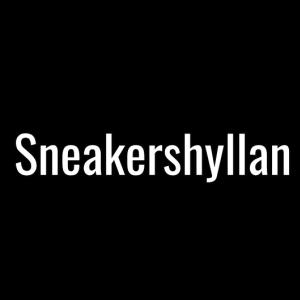 Sneakershyllan