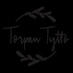 Torpan Tyttö -puoti / Visuaalinen Viestintätoimisto Ilona Savitie
