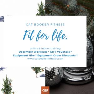 Cat Booker Fitness Training