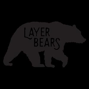 Layer Bears by Jean Schleicher